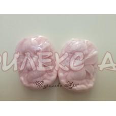 Ароматно сапунче ангелче в розово-подарък за гости на кръщене