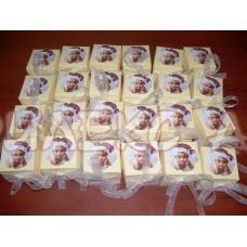 Бонбониери за подарък на гостите-със снимка