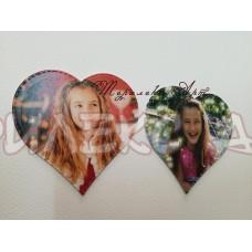 Магнити сърце-подаръци за вашите гости